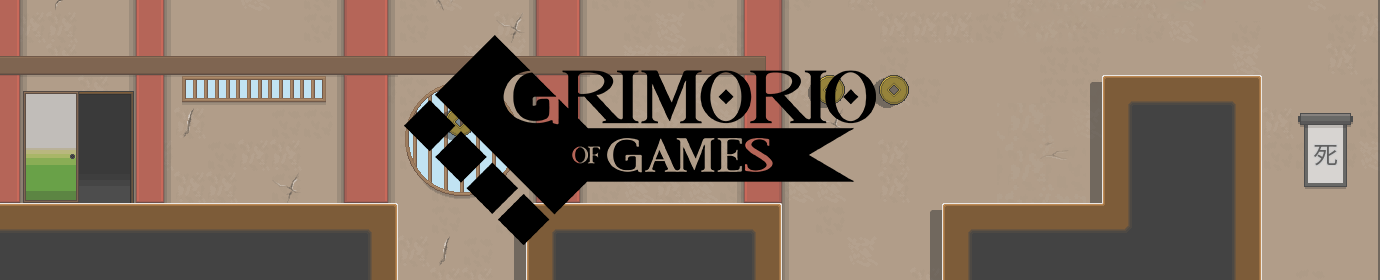 Grimorio of Games